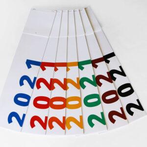 Kalendershop Streifenkalender Produktbild